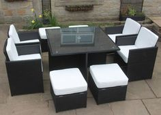 Entertain In The Garden This Summer   Perfect For Drinks And Outdoor Dining    Kirra   Pinterest   Rattan, Bar Stool And Stools