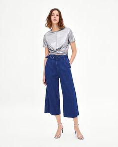 Shopping basket - ZARA United Kingdom Zara United Kingdom, Latest Trends, Mom Jeans, T Shirts For Women, Mad Max, Collection, Shopping, Basket, Street