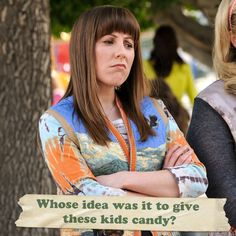 Who's idea was it to give these kids candy? New Episodes of Teachers premiere Wednesdays 10:30/9:30c on TV Land. Executive Produced by Alison Brie, Ian Roberts and Jay Martel and starring comedy troupe, The Katydids. Click to discover full episodes.