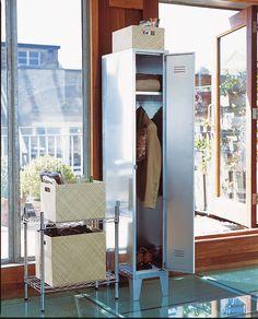 Zinc Storage Locker