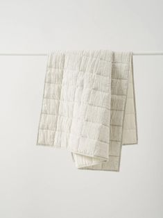 Add an extra layer of warmth to your little ones nursery with this classic, minimal Pinstripe Linen Cot Quilt. 100 x 130 cm Front: Linen. Cot Quilt, Quilts, Beach Design, Drip Dry, Knitting For Kids, Kids House, Home Collections, Little Ones, Baby Kids