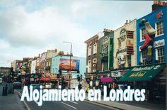 Un barrio mítico de Londres, Camden!