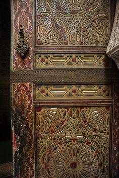 Inside the medina. Photo courtesy of Jim See, AIA and Edith Cherry, FAIA.