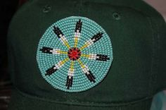 Beadwork Rosette American Native Beadboard Beading Book How to Bead | eBay