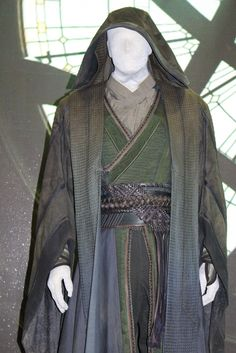 SDCC 2016 Baron Mordo Costume Close Doctor Strange Costumes On Display At Marvels Comic Con Stage