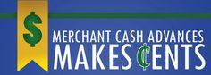 Merchant Cash Advances Makes Cents- [INFOGRAPHIC]  #merchantcashadvances