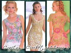(4) Name: 'Crocheting : Crochet patterns journal mod #556