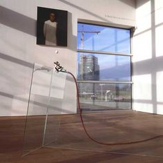 It's Unfair! met o.a. werk van Damien Hirst en John Currin. © Gert Jan van Rooij, Museum De Paviljoens