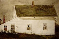 andrew wyeth | Andrew Wyeth's influence on M. Night Shyamalan's 'The Village'