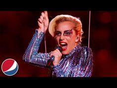 Moda Ballet: Lady Gaga: Pepsi Zero Sugar Super Bowl Halftime Sh...