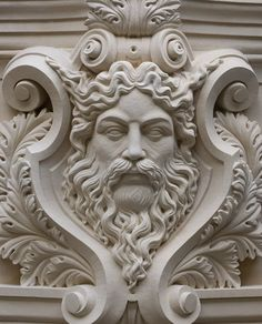 Home Sculpture Head, Abstract Sculpture, Sculptures, Lion Sculpture, Art Nouveau, Art Deco, Stone Carving, Wood Carving, Statues