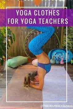 yoga teacher discounts_yoga clothes