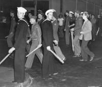 """Western History & Genealogy Blog """"Martial Law Declared As Texas Riots Kill Two"""""""