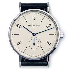 Nomos Tangente Stahlboden Herrenuhr | Uhren