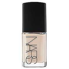 Sephora: NARS : Sheer Glow Foundation : foundation-makeup COLOR Gobi - light with yellow undertone