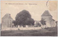 Legé - Legé (44) - Château de Retail