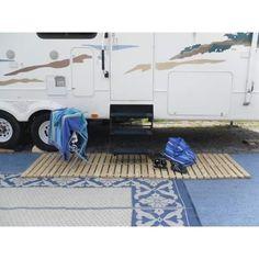Shop Pressure Treated Pine Outdoor 3 Foot Wide Roll Up Walkway - On Sale - Overstock - 15295911