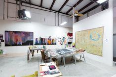 Ciel Bergman studio