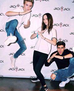 Jack and Jack goals
