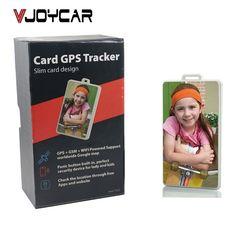 56.25$  Watch here  - VJOYCAR T531 Bracelet Card Mini GPS Tracker For Kids Children Child SOS GPRS GSM SMS Locator FREE Tracking Device Software