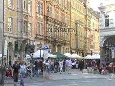 Hamburg Clonnaden