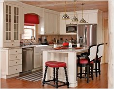 7 Ways to Decorate Your Kitchen with Checkered Pattern 1