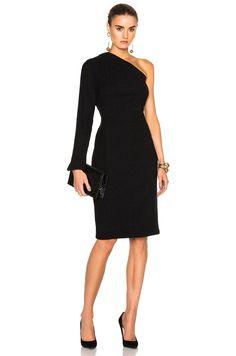 24b3109c6e Image 1 of By Malene Birger Merope Dress in Black High Fashion Dresses