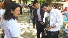 """Marcos Cleri en San Javier: """"Acompañamos en los momentos críticos y también en las buenas"""""""