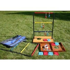 Triumph Sports Trio Toss, Bag Toss / Ladder Toss / Washer Toss: Sports & Outdoors