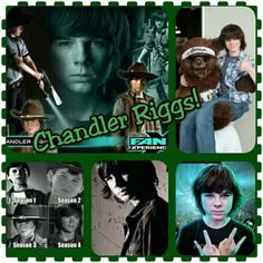 My chandler riggs edit :) @Chandler Riggs