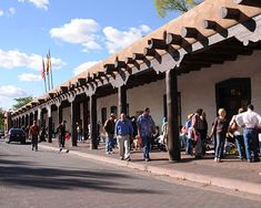 Santa Fe Plaza = Stay with us at Star Ranch, New Mexico. Enjoy our B&B in historic Chimayo - conveniently located between Santa Fe and Taos. Free breakfast, free wi-fi, hot tub, private bath, adjustible queen bed. www.starranchnm.com