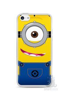 Capa Iphone 5C Minions #6 - SmartCases - Acessórios para celulares e tablets :)