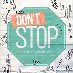 Don't stop- 5SOS <3