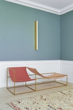 Love chair & chaise combo