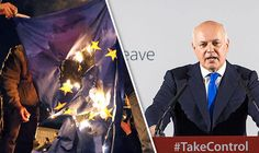 'The EU is a COMPLETE MESS' IDS tears into Brussels and dismisses fears of Brexit delay – Seco World Journal