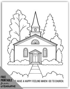coloring pages for church 255 Best LDS Children's coloring pages images | Lds coloring pages  coloring pages for church