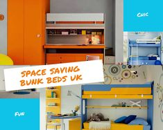 saving bunk beds Uk is a great example of and practicality. create a great room without congesting the place. For more info, call us. Childrens Bedroom Furniture, Kids Room Furniture, Kids Bedroom, Bunk Beds Uk, Modern Bunk Beds, Funky Bedroom, Modern Bedroom, Modern Kids, Great Rooms