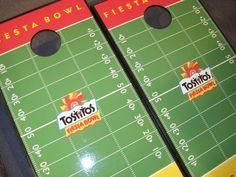 Custom Tostitos Fiesta Bowl Boards