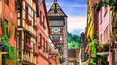 From Asos in Greece to Riquewihr in France and Cala Figuera in Spain, discover a selection of the finest unknown destinations in Europe; real treasures are hidden in every corner of Europe. History Of Electricity, Big Ben, Petite France, Beau Site, Tourist Sites, Ville France, Beaux Villages, Day Hike, Strasbourg