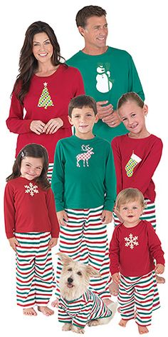 23 best monogrammed christmas pajamas set images on Pinterest ... c78c21a60