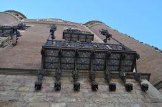 Casa de les Punxes #modernismecatala #historiadisseny