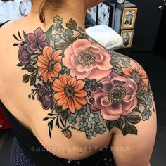 I didn't manage the best photos and the apricot and purple are still a little bloody but hopefully I can grab some healed pictures! Thanks so much Emily for getting me to do this for you Tattoo Dotwork, Tattoo Henna, Tattoo Trend, Badass Tattoos, Sexy Tattoos, Body Art Tattoos, Cool Tattoos, Tattoos Pics, Tattoos Gallery
