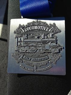 Locomotive Half Marathon
