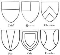 Coat of Arms Templates | Kingdom Chronicles VBS 2013 | Pinterest ...