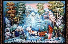 Russian Fairy Tale - Village Styles