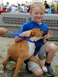 There's lots of ways for dog-loving kids to help shelter pets. Check out some of the cool stuff kids have done across the country!