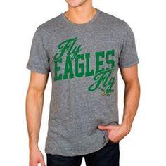 Junk Food Philadelphia Eagles Steel Tri-Blend Touchdown T-Shirt Philadelphia Eagles Apparel, Philadelphia Eagles Merchandise, Bears Football, Diy Shirt, Junk Food, Mens Tops, Diy Projects, Clothes, Steel