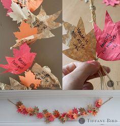 7 Gratitude Crafts Ideas and Printable -
