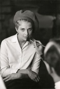 the60sbazaar  Candice Bergen by William Claxton