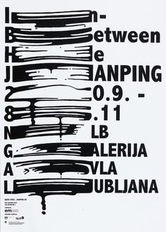Ellen Lupton's top ten favorite typographic posters of all time   Typorn.org